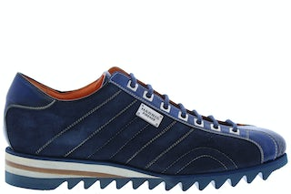 Harris 0894 dark blu Herenschoenen Veterschoenen
