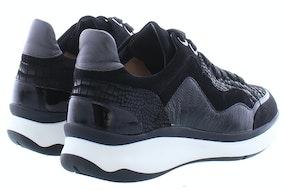 Hassia 301173 0100 schwarz Damesschoenen Sneakers