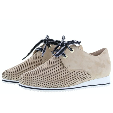 Hassia 301569 G 0800 cotton Veterschoenen Veterschoenen