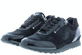 Hassia 301911 0100 schwarz Damesschoenen Sneakers