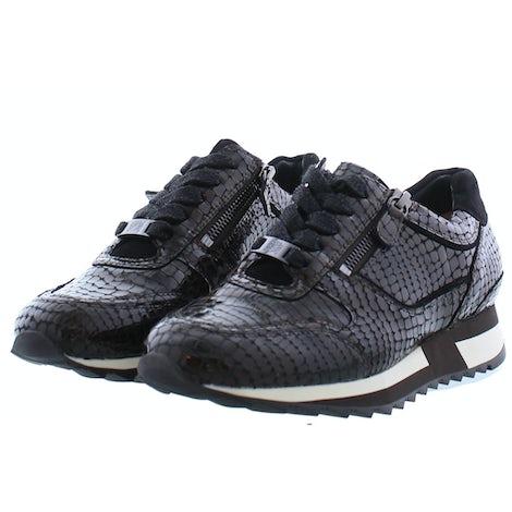 Hassia 302027 8600 darkbrown Sneakers Sneakers