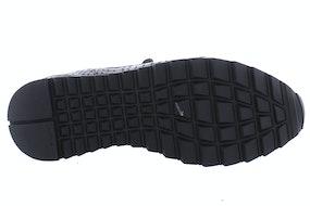 Hassia 302027 8600 darkbrown Damesschoenen Sneakers
