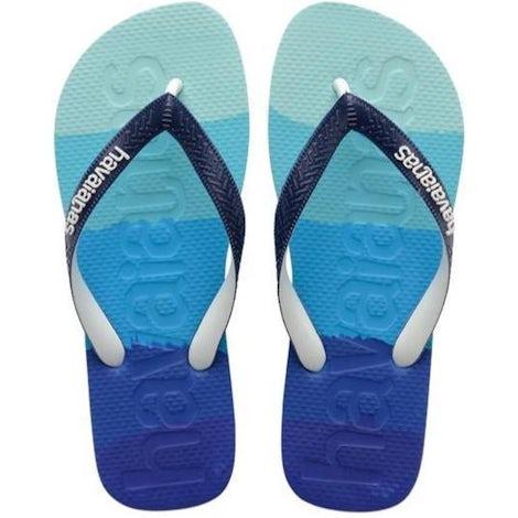 Havaianas Top Logomania Multicolor gradient marine Slippers Slippers