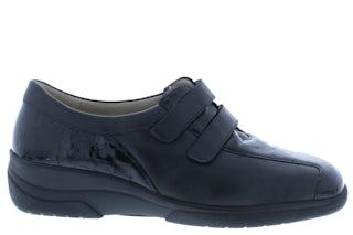 Solidus Hedda 26531 K 00027 schwarz Damesschoenen Klittenbandschoenen