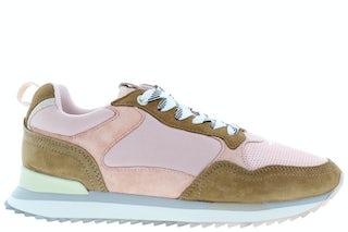 Hoff Brussels rose cognac Damesschoenen Sneakers