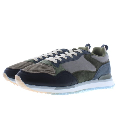 Hoff City Quebec khaki zwart Sneakers Sneakers
