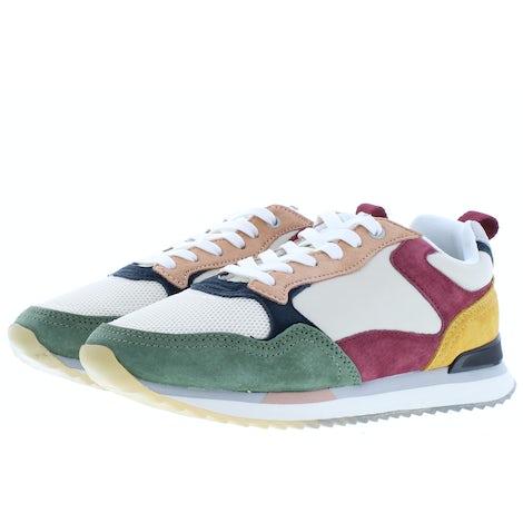 Hoff Montreal groen Sneakers Sneakers