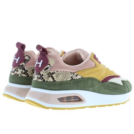 Hoff Oriental green Sneakers Sneakers