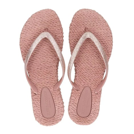 Ilse Jacobse Cheerful 01 misty rose Slippers Slippers