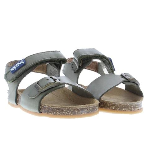 Kipling Fabio khaki Sandalen en slippers Sandalen en slippers