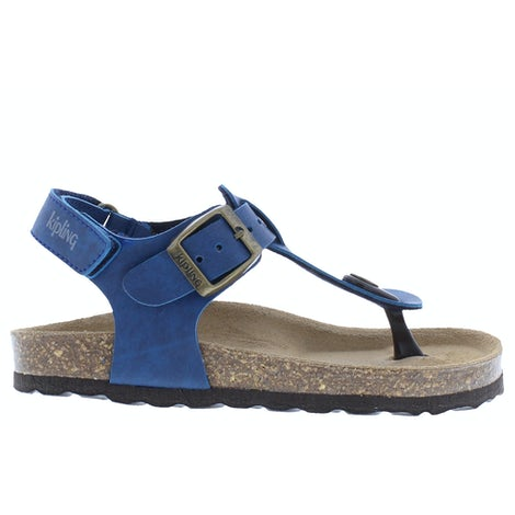 Kipling Juan 3 royal blue Sandalen en slippers Sandalen en slippers