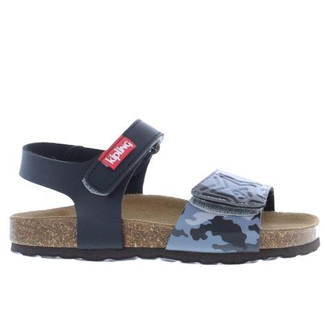 Kipling Ninja 3 black Sandalen en slippers Sandalen en slippers