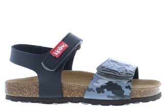 Kipling Ninja 3 black Jongensschoenen Sandalen en slippers