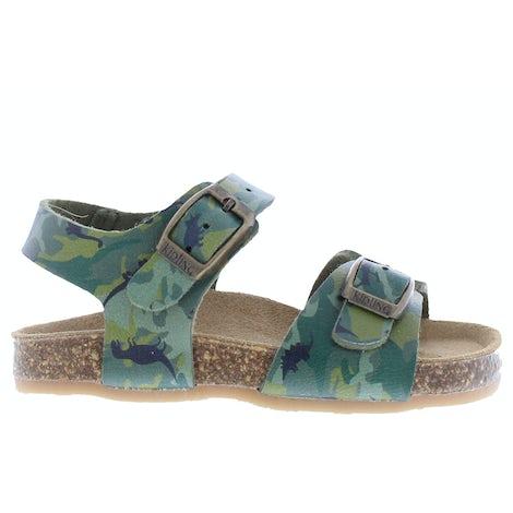 Kipling Nino 1 khaki Sandalen en slippers Sandalen en slippers