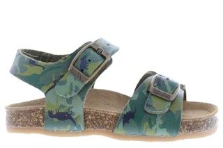 Kipling Nino 1 khaki Jongensschoenen Sandalen en slippers