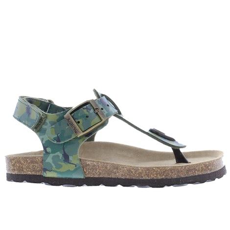 Kipling Nino 2 khaki Sandalen en slippers Sandalen en slippers