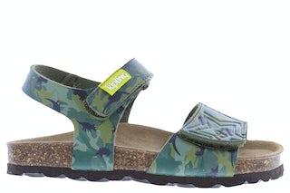 Kipling Nino 3 khaki Jongensschoenen Sandalen en slippers