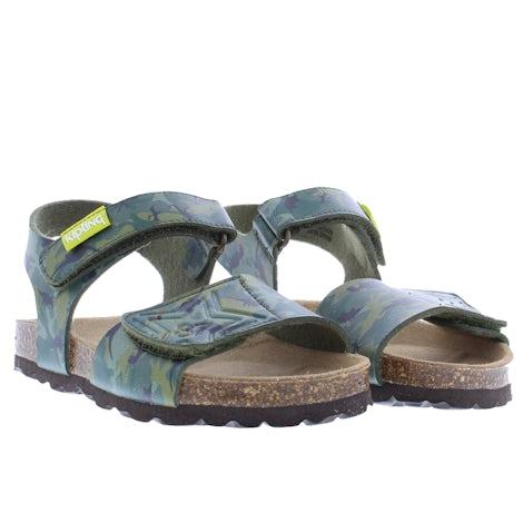 Kipling Nino 3 khaki Sandalen en slippers Sandalen en slippers