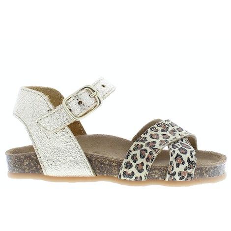 Kipling Norella 2 gold Sandalen en slippers Sandalen en slippers