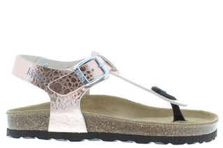 Kipling Rebeca 1 champagne Meisjesschoenen Sandalen en slippers