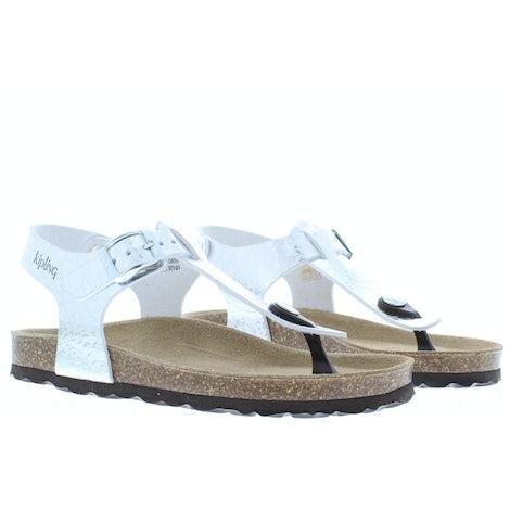 Kipling Rebeca 1 silver Sandalen en slippers Sandalen en slippers