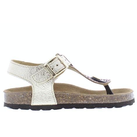 Kipling Rikilu 4 champagne Sandalen en slippers Sandalen en slippers