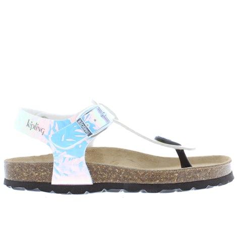 Kipling Ryca 1 silver Sandalen en slippers Sandalen en slippers