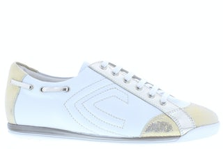 La Cabala 902024 light white gold Damesschoenen Sneakers