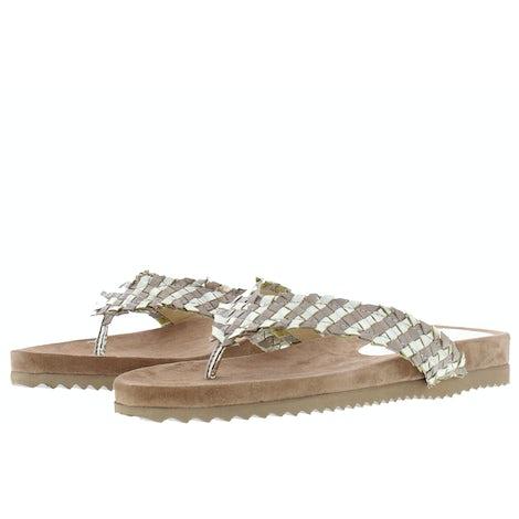 Lazamani 33.750 gold beige Slippers Slippers