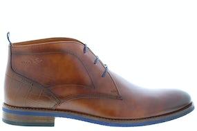 Lier. Van 2055351 620 cognac Herenschoenen Boots