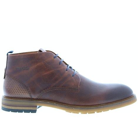 Van Lier 2055808 620 cognac Herenschoenen Boots