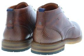 Lier. Van 2055808 620 cognac Herenschoenen Boots