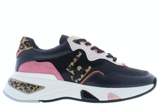 Liu Jo Hoa 10 BF1019EX1132 black Damesschoenen Sneakers