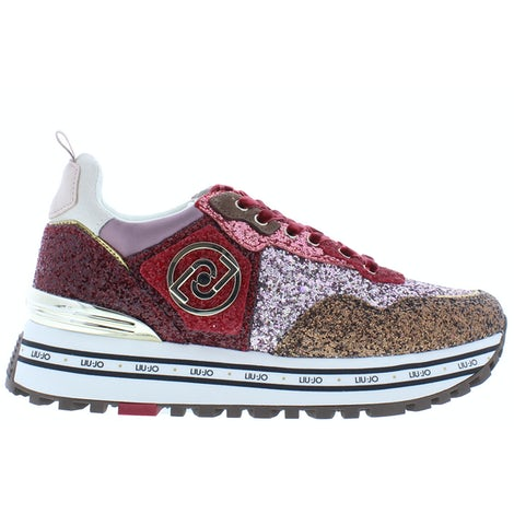 Liu Jo Maxi wonder 1 BF1051TX198 brown Sneakers Sneakers