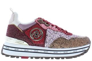 Liu Jo Maxi wonder 1 BF1051TX198 brown Damesschoenen Sneakers