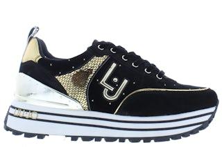 Liu Jo Maxi wonder 20 BF1053PX066 black Damesschoenen Sneakers