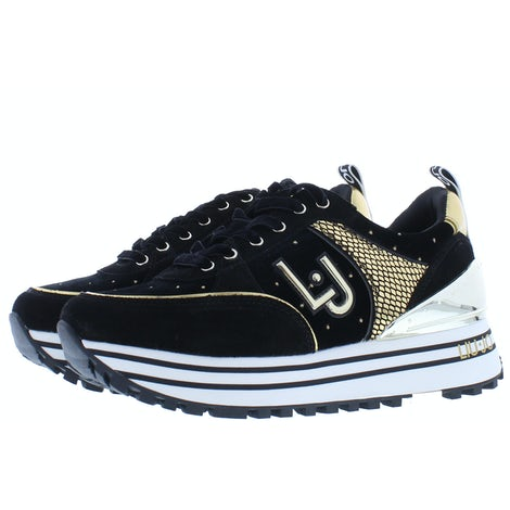 Liu Jo Maxi wonder 20 BF1053PX066 black Sneakers Sneakers