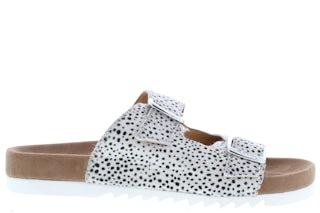 Maruti Bellona pixel off white Damesschoenen Slippers