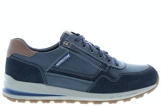 Mephisto Bradley 3655 blue Herenschoenen Sneakers