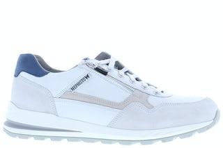 Mephisto Bradley 3680 off white Herenschoenen Sneakers