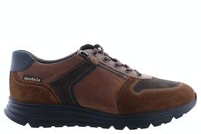Mephisto Brayan 3658 brown Herenschoenen Sneakers