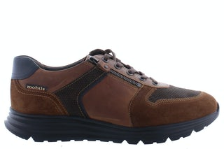 Mephisto Brayan 3658 brown Herenschoenen Sneakers