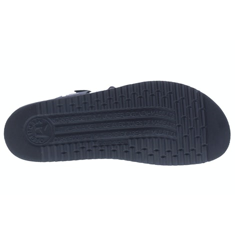 Mephisto Huleda 6000 black Slippers Slippers