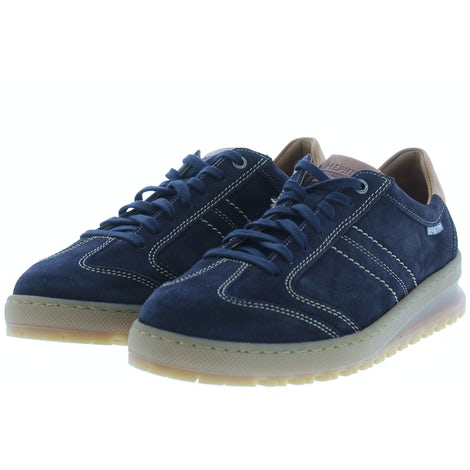 Mephisto Jumper 8955 blue Veterschoenen Veterschoenen