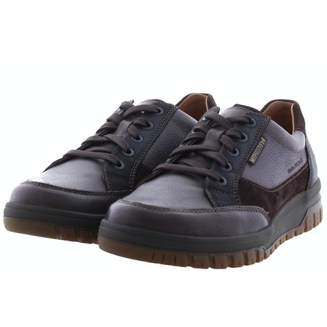 Mephisto Paco 1551 dark brown Veterschoenen Veterschoenen