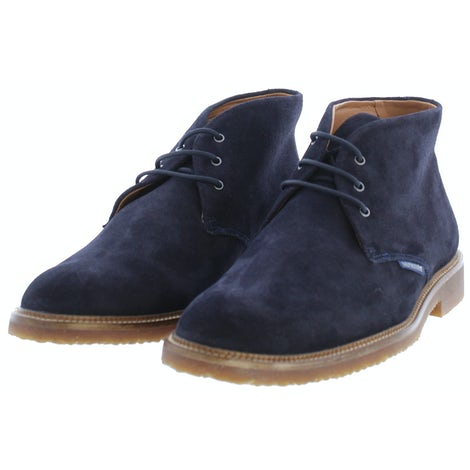 Mephisto Polo 9855 blue Boots Boots