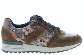Mephisto Toscana 3658 brown Damesschoenen Sneakers