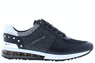 Michael Kors Allie trainer black optic whit Damesschoenen Sneakers