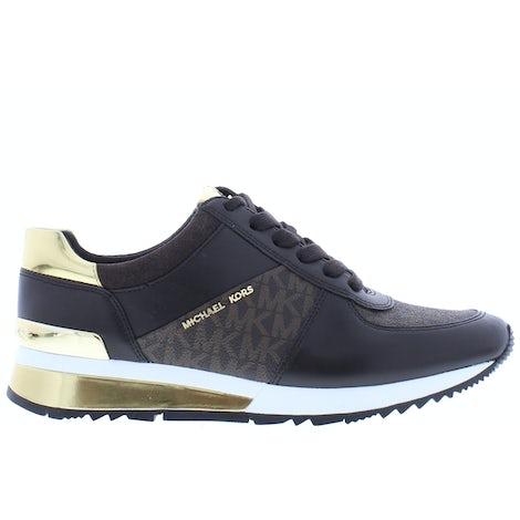 Michael Kors Allie wrap trainer brown Sneakers Sneakers