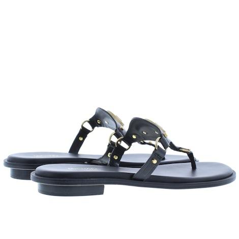 Michael Kors Conway sandal black Slippers Slippers
